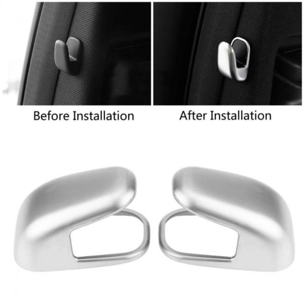 Haken Abdeckung Rahmen Blende Passend Für Mercedes Benz E GLC C W205 W213 X253