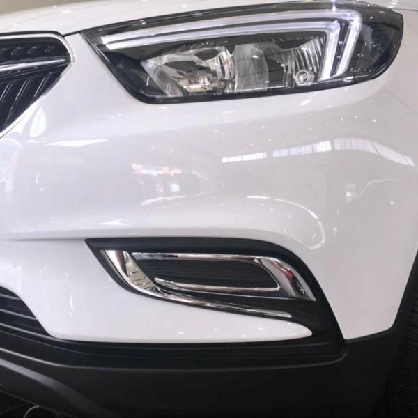 Blende Abdeckung Ohne Nebelscheinwerfer Vorne Passend Für Opel Mokka Neues Model