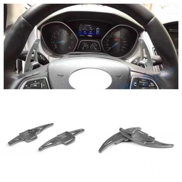 Schaltwippen Verlängerung Shift Paddles Passend Für Ford Focus Kuga Escape ST CDTi