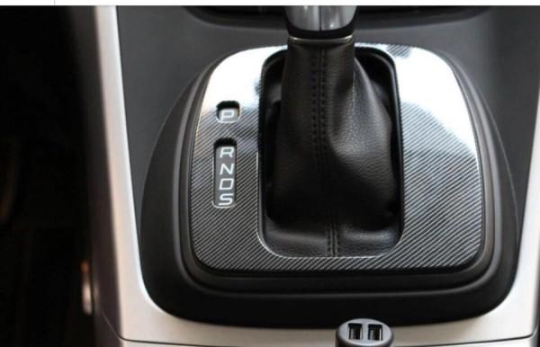 Abdeckung Automatikgetriebe Rahmen Abdeckung Carbon Optik Passend Für Ford  Kuga