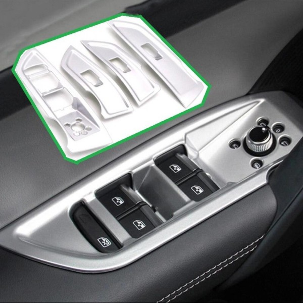 Fensterheber Rahmen Blende Abdeckung  Passend Für Audi Q5 SQ5 FY TDI TFSI