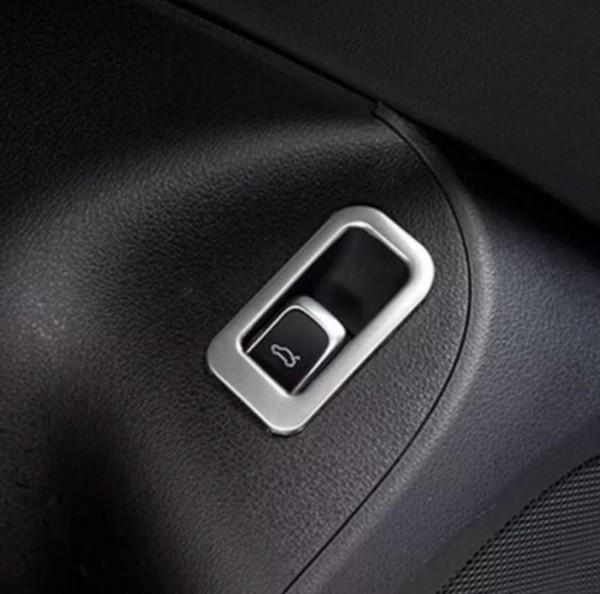 Kofferraum Taster Abdeckung Blende Rahmen Passend Für Audi Q5 SQ5 8R