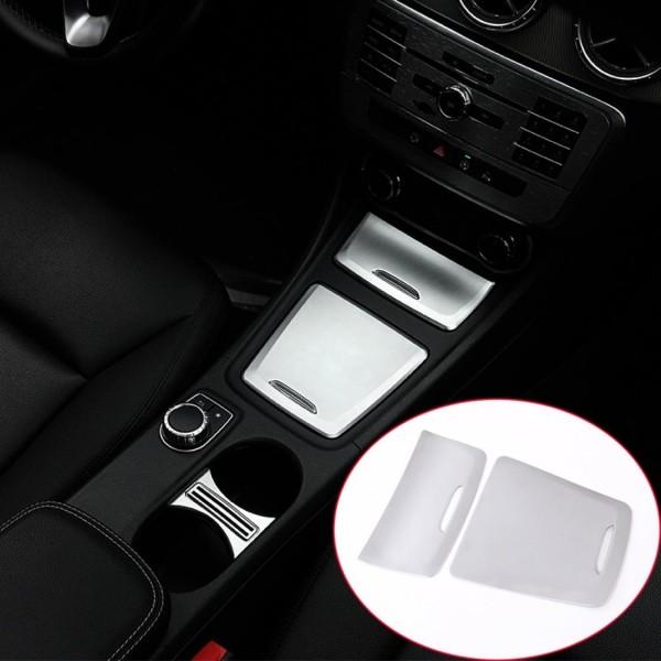 Mittelkonsole Abdeckung Rahmen Passend Für Mercedes Benz A CLA GLA