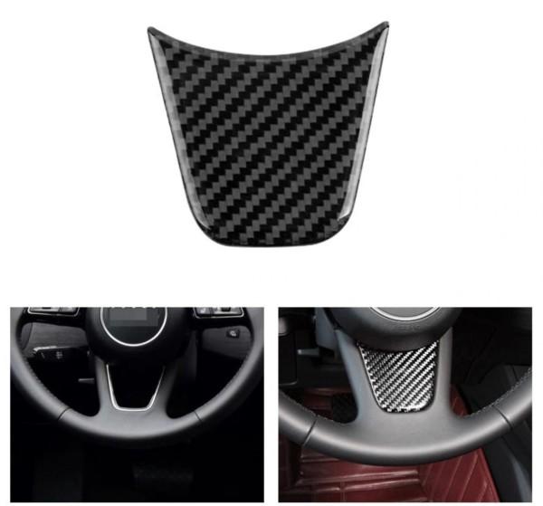 Lenkrad Blende Flex Carbon Optik Passend Für Audi A3 A4 A5 S3 S4 S5 RS3 RS4 RS5