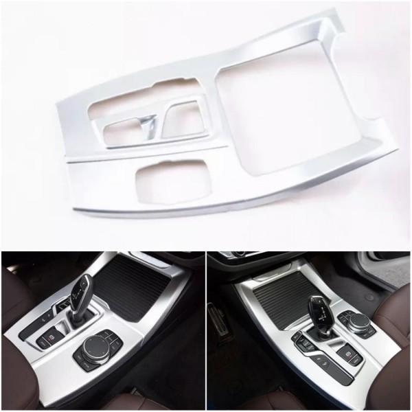 Automatikgetriebe Mittelkonsole Rahmen Blende Chrom Matt Optik Passend Für BMW X3 G01