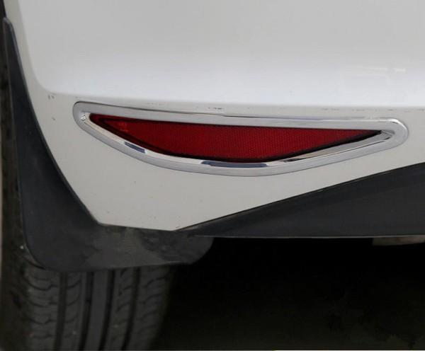 Leuchten Rahmen Abdeckung Hinten Blende Passend Für VW Golf 7 GTI GTD  TDI TSI