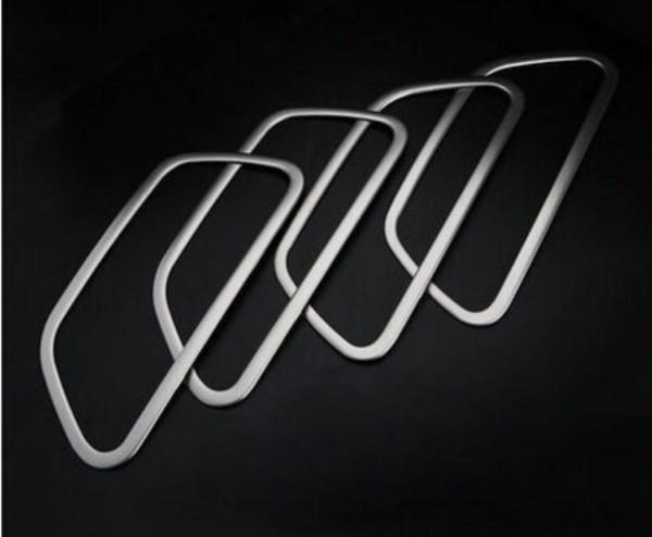 Handgriff Rahmen Matt Edelstahl Passend Für BMW 1er 3er 4er