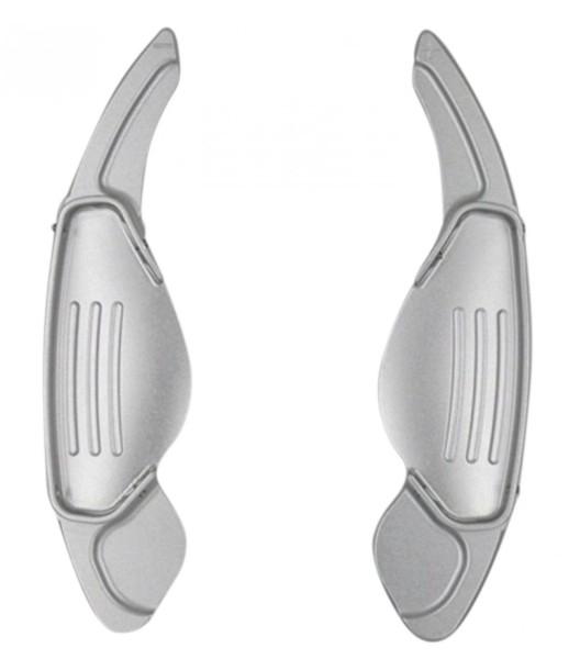 Schaltwippen Shift Paddels Passend Für Jaguar XE XF XJL F-Tempo in Silber