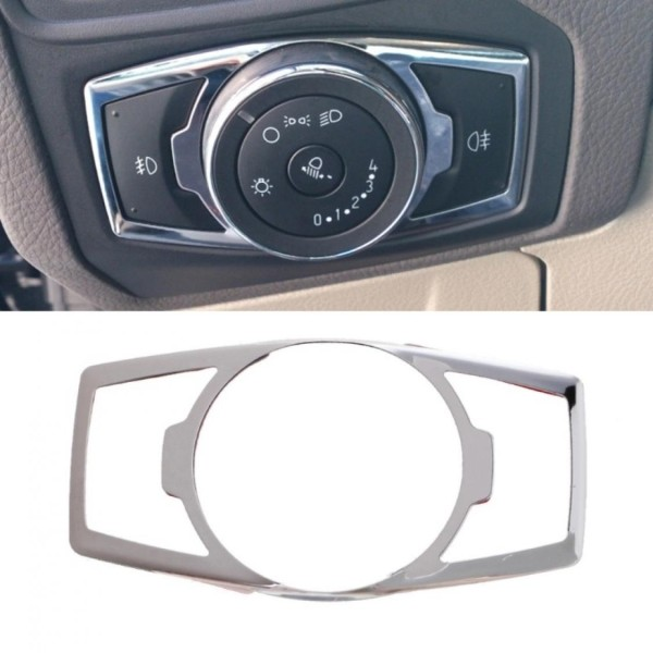 Lichtschalter Blende Abdeckung Rahmen Edelstahl Passend Für Ford Focus 3