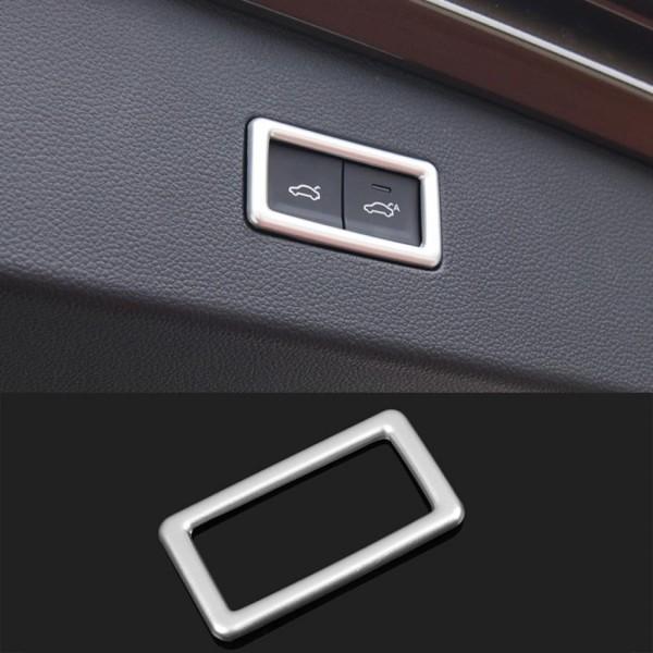 Kofferraum Heckklappe Druckknopf Rahmen Blende Passend Für VW Tiguan 2 T-Roc T-Cross