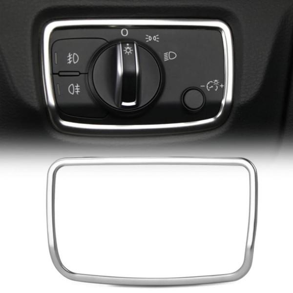 Lichtschalter Blende Rahmen Abdeckung Passend Für Audi A3 ab 2016