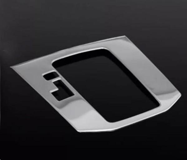 Mittelkonsole Schalttafel Automatik Abdeckung Blende Rahmen Edelstahl Passend Für Mazda CX5