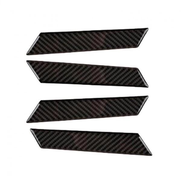 Türgriff Rahmen Flex Carbon Blende Passend Für VW Golf 7 GTI GTD R Club Sport Sportvan
