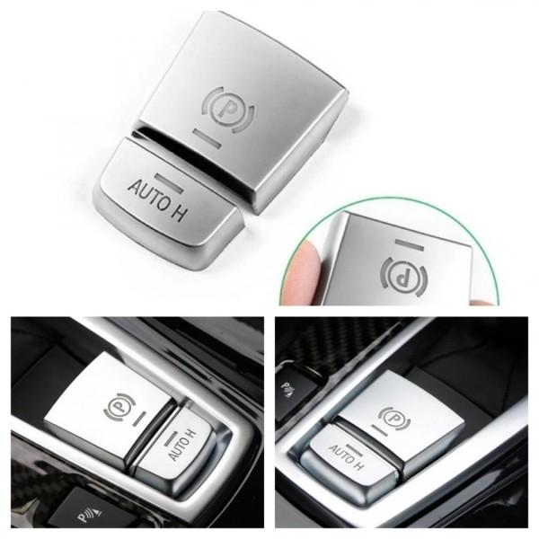 Abdeckung Rahmen Handbremse Schalter Passend für BMW 1er 2er 3er 4er 5er 6er 7er X1 X3 X4 X5 X6 GT