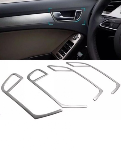 Türgriff Rahmen Blende Passend Für Audi A4 S4 RS4 B8