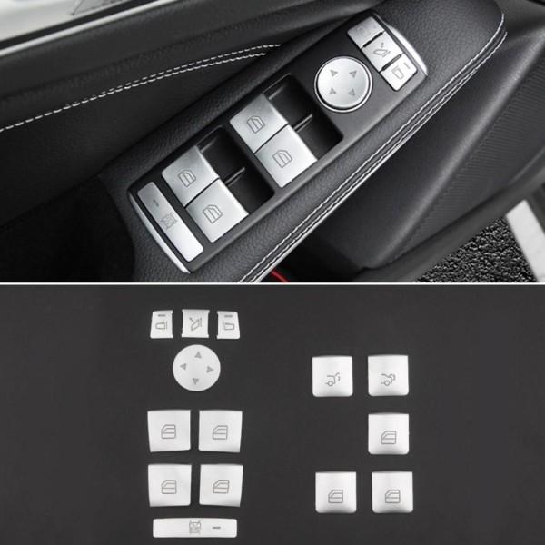 Fensterheber Schalter Abdeckungen Passend Für Mercedes Benz A B C E Klasse