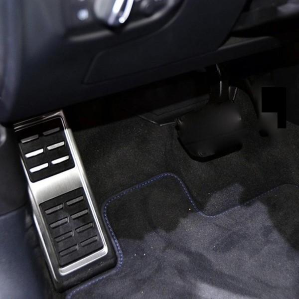 Fußstütze aus Edelstahl Passend Für VW Golf 7 GTI GTD  TDI TSI R