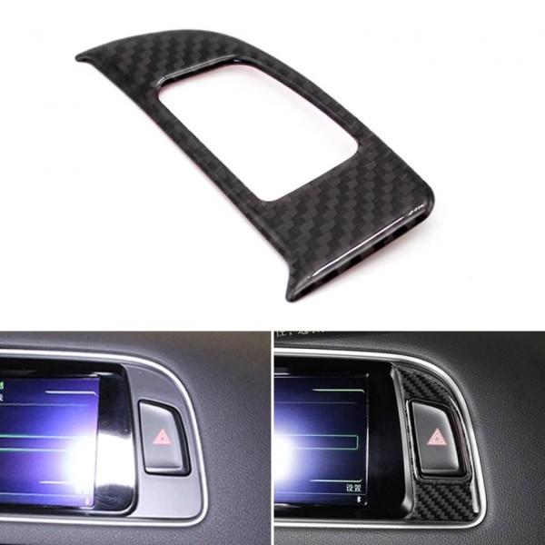 Warnblinker Rahmen Flex Carbon Abdeckung Passend Für Audi Q5 SQ5