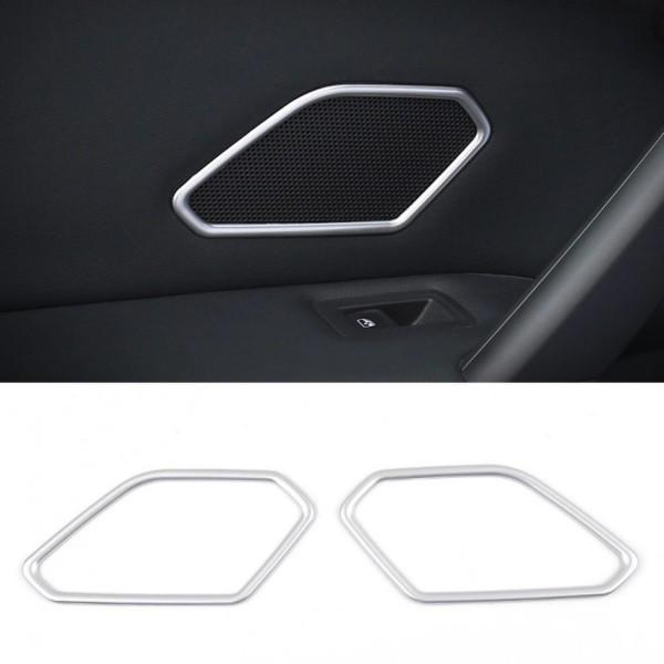 Lautsprecher Rahmen Ring Blende für Hintere Passend Für VW Tiguan 2 AD1