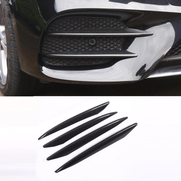 Nebelscheinwerfer Blende Abdeckung Passend Für Mercedes Benz E Klasse W213 E43 AMG