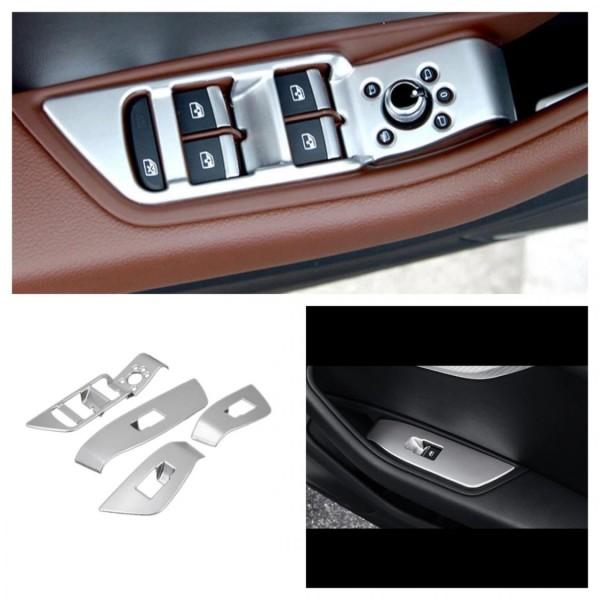 Fensterheber Blende Rahmen Abdeckung Passend Für Audi A4 S4 RS4 B9