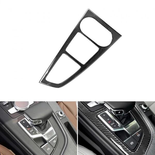 Schalttafel Becherhalter Rahmen Flex Carbon Blende Passend Für Audi A4 S4 RS4 B9 A5 S5 RS5 F57