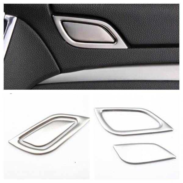 Edelstahl Handschuhfach Rahmen Blende Passend Für Opel Mokka Ab Bj. 2013 Buick Encore