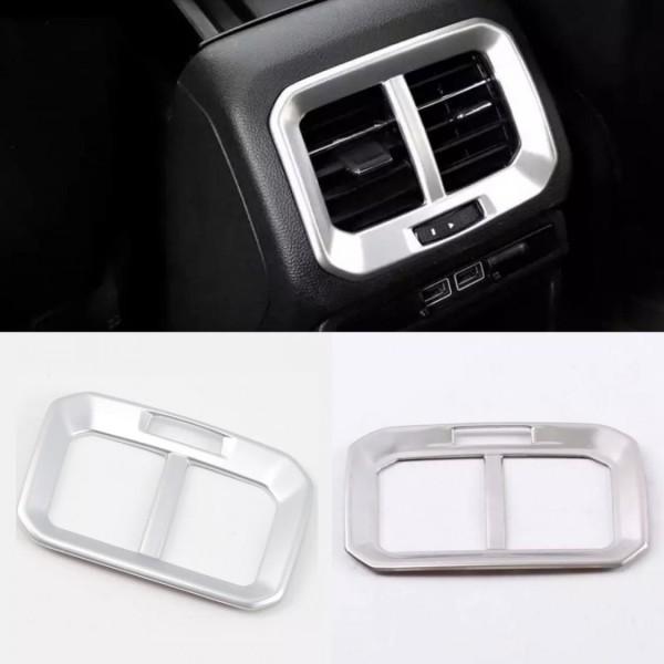 Lüftungsrahmen Blende Abdeckung ABS Passend Für VW Tiguan 2 AD1