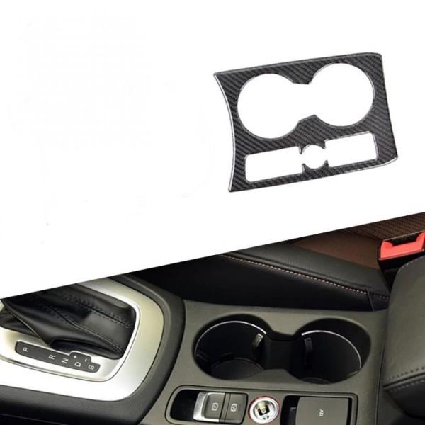 Mittelkonsole Schalttafel Automatikgetrieben in Carbon Flex Passen Für Audi Q3 8U