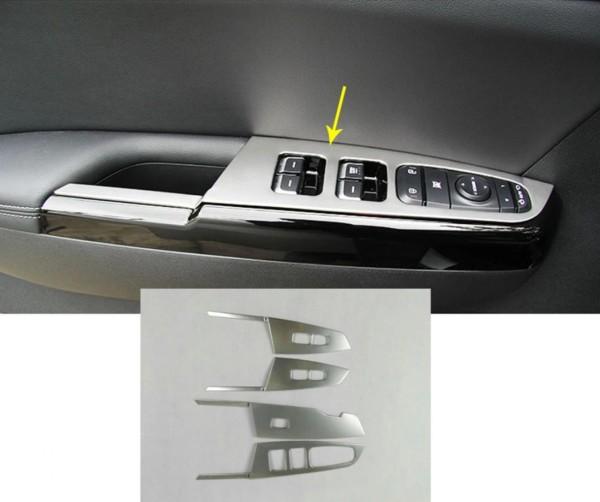 Türgriff Fensterheber Blende Rahmen Edelstahl Passend Für Kia Sportage 4 QL KX5
