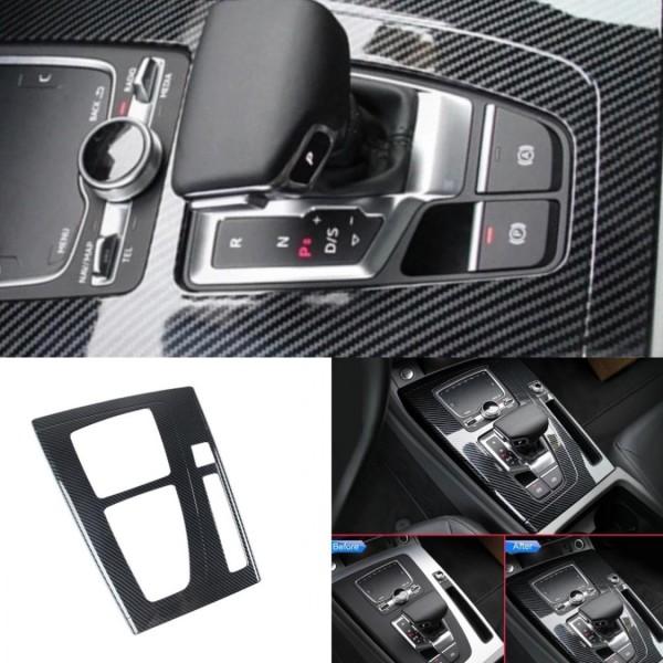 Mittelkonsole Armaturenbrett Veredelung Carbon Optik Matt Passend Für Audi Q5 SQ5 FY Ab BJ.2108