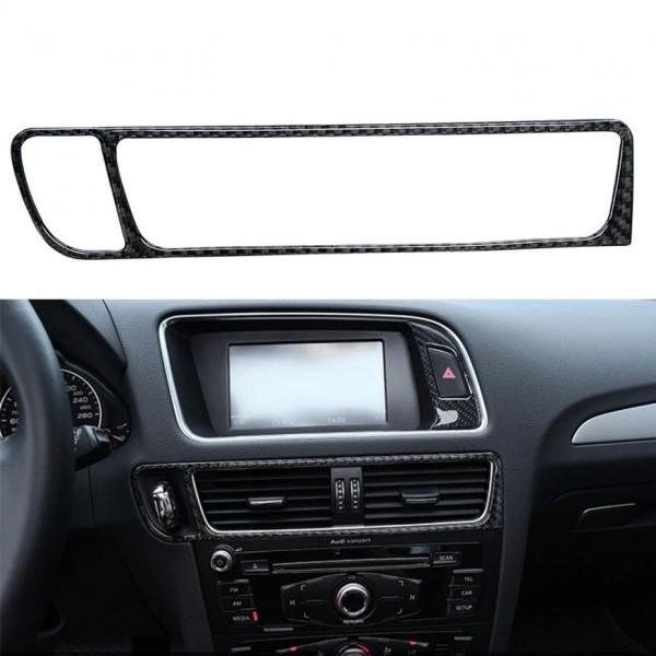 Flex Carbon Lüftung Blende Rahmen Abdeckung Passend Für Audi Q5 SQ5 8R