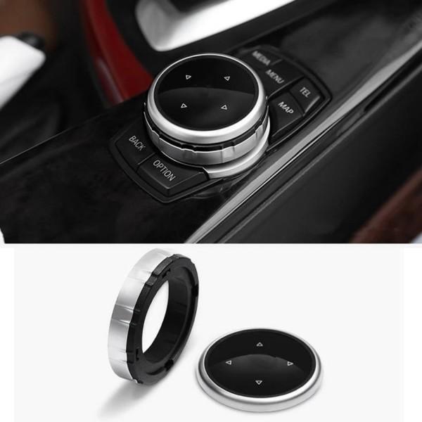 Multifunktionstaste Ring Abdeckung Passend Für BMW 1-7 X1-X6