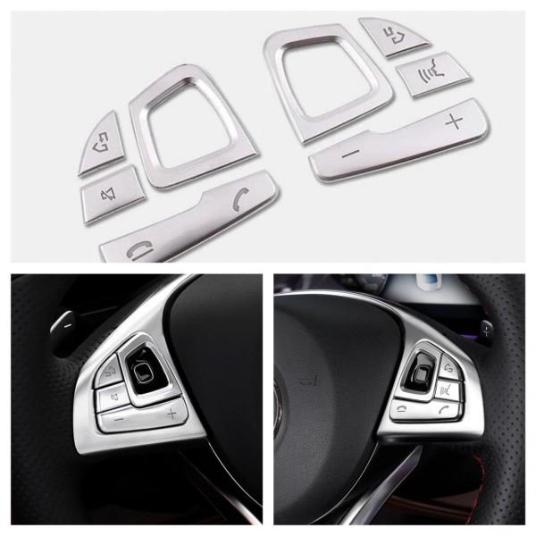 Multifunktionstaste Tasten Blende Passend Für Mercedes Benz E W213 S213 E43 E63 AMG