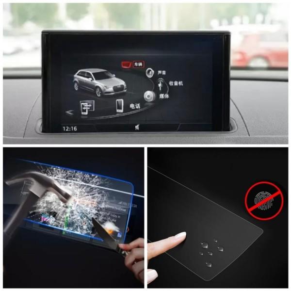 Radio Navi Displayschutz Passend Für Audi A3 S3 Cabrio Sportback
