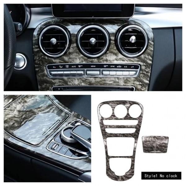 New Design Mittelkonsole Armaturenbrett Schalttafel Passend Für Mercedes Benz C Klasse W205 GLC X253 Coupe C253