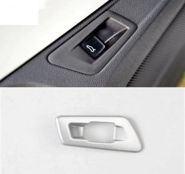 Kofferraum Heckklappe Druckknopf Rahmen Blende Passend Für VW T-Roc TDI TSI