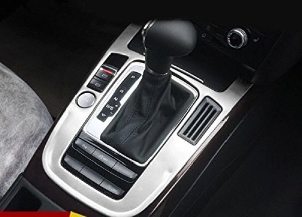 Mittelkonsole Armaturenbrett  Veredelung Passend Für Audi A4 S4 RS4 A5 S5 RS5 Q5 SQ5 Edelstahl Optik