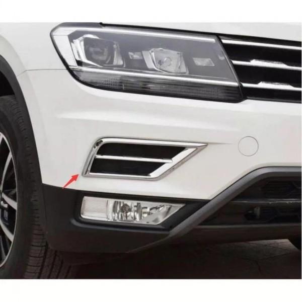 Lufteinlässe Blende Rahmen Passend Für VW Tiguan 2 AD1
