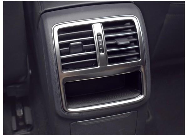 Mittelkonsole Lüftung Blende Rahmen Hinten Passen Für VW Volkswagen Passat B8