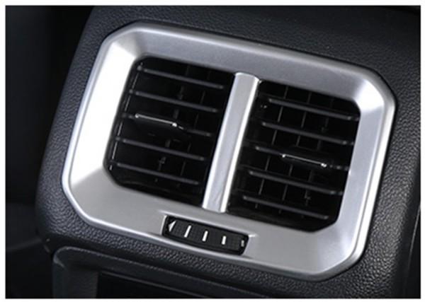 Luftdüsen Lüftung Hinten Mitte Rahmen Blende Abdeckung Passend Für VW Tiguan 2 AD1