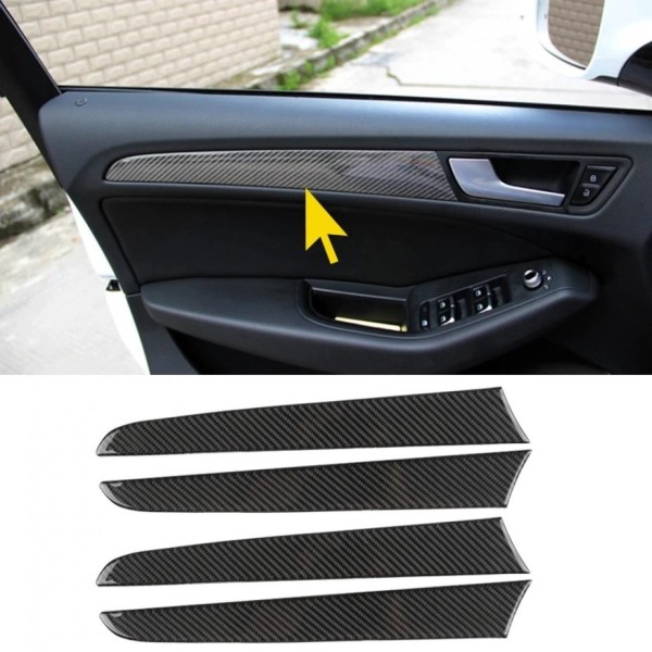 Türgriff Rahmen Flex Carbon Blende Passend Für Audi Q5 SQ5 8R