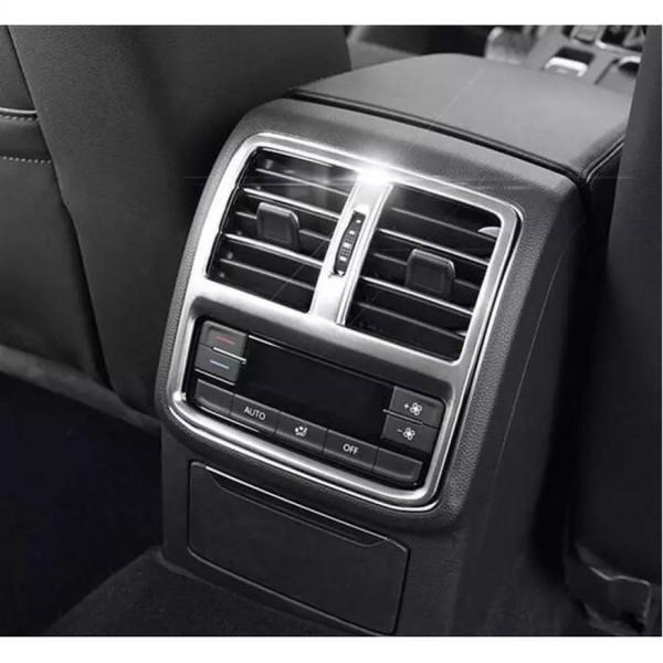 Mittelkonsole Hinten Luftdüsen Blende Rahmen Passend Für Audi A4 S4 RS4 B9