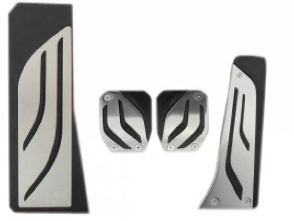 Pedale Pedalkappen aus Edelstahl Passend Für BMW 5er 6er 7er X3 X4 Z4