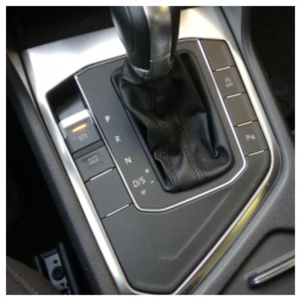Mittelkonsole Schaltknauf Rahmen Blende Abdeckung Passend Für VW Tiguan 2 AD1