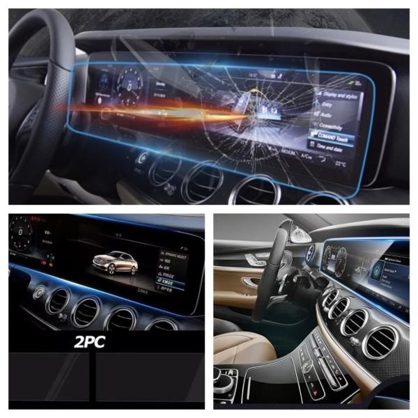 Comand Online Tacho Radio Navi Display Schutz Glas Passend Für Mercedes E Klasse W213 S213 All Terrain