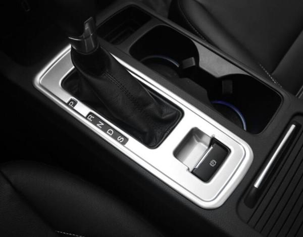 Mittelkonsole Schalttafel Automatikgetriebe Blende Rahmen Passend Für Ford Kuga in ABS Kunststoff Chrome