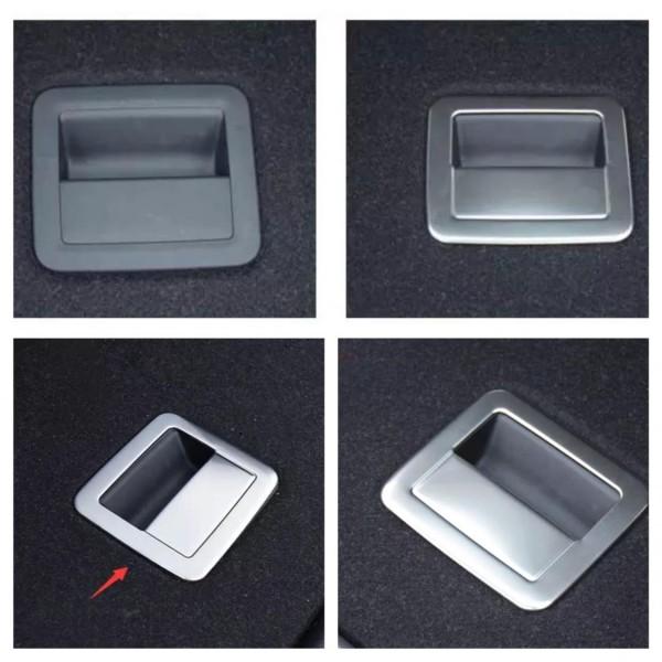 Kofferraum Deckel Blende Abdeckung Passend Für VW Tiguan 2 AD1  TDI TSI