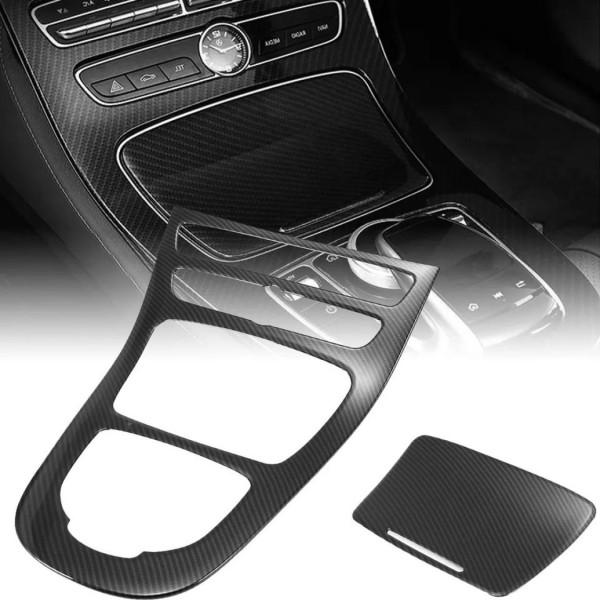Mittelkonsole Armaturenbrett Passend Für Mercedes Benz E Klasse W213 S213 ALL-Terrain Carbon Optik