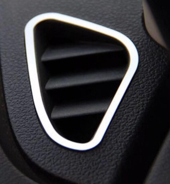 Luftdüsen Lüftungsrahmen Blende Passend Für Ford Focus 2